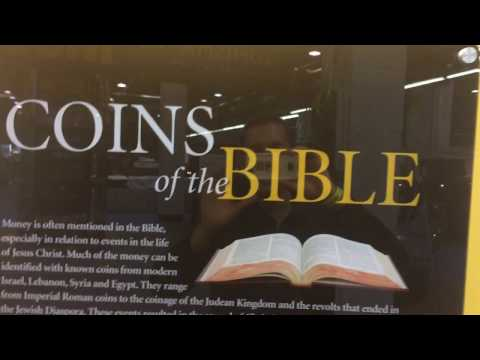 Coins of the BIBLE Explored in INFORMATIVE VIDEO Article
