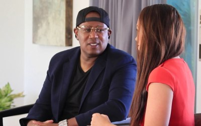 Want to know the first thing my first mentor told me? It's in this video. – @PercyMillerOne