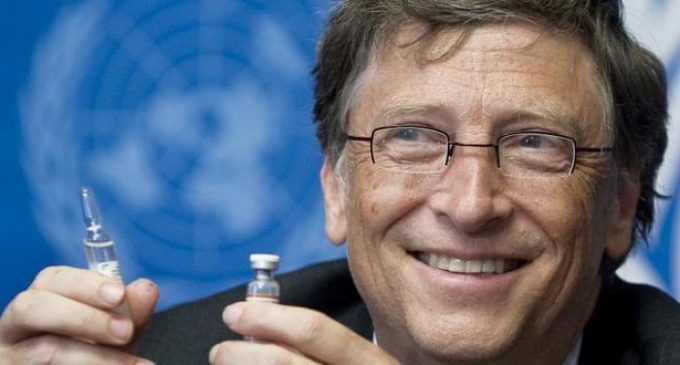 Bill Gates Population Control And Climate Change Through UN Control