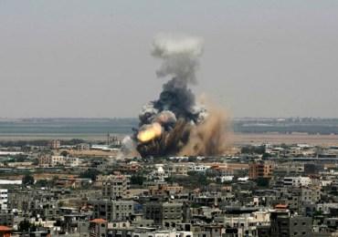 Israel attack Palestinians