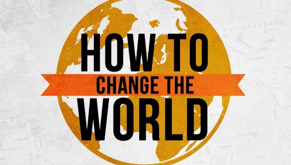 how to change the world- Education Plus Compassion