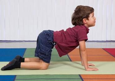 YogaBenefits for Children with Autism