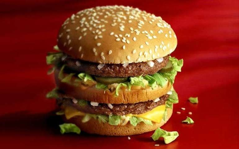 Big Mac Effects to Your Body
