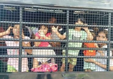 Pakistani Christian refugees in Bangkok