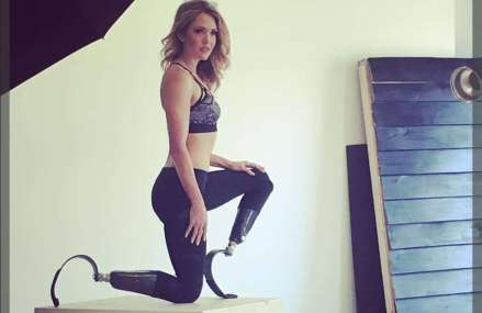 No matter what challenges hit you!! ~ Amy Purdy