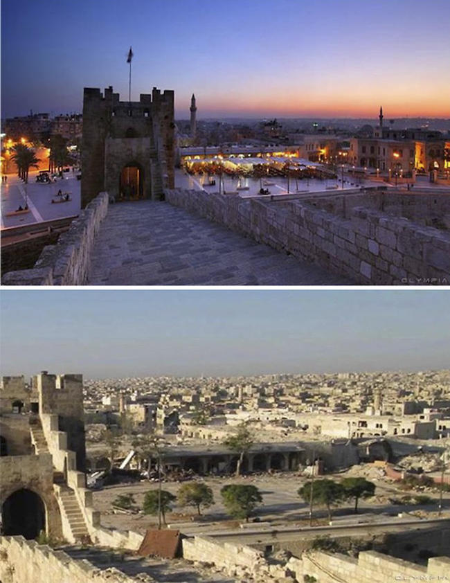 Syrian War-Before-After-3