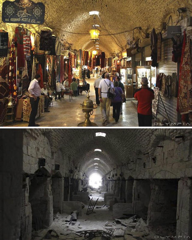 Syrian War-Before-After-6