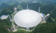 China just managed to construct the world's largest telescope.