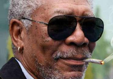 Morgan Freeman Defends His Cannabis