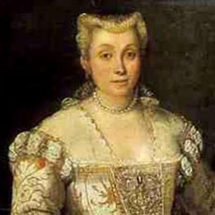 1570 by Veronese, partlet with neck ruffle