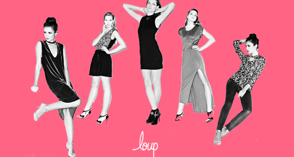 2013 loup sample sale