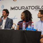 grand opening for Mouratoglou Tennis Academy