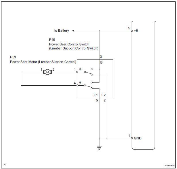 For Power Seat Diagram Wiring Diagram
