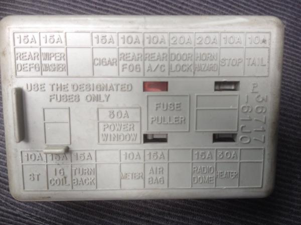 Suzuki Apv Fuse Box Wiring Diagram