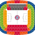 Bayern Munich vs Barcelona first Leg Tickets