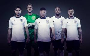 New Nike England Shirt 2014