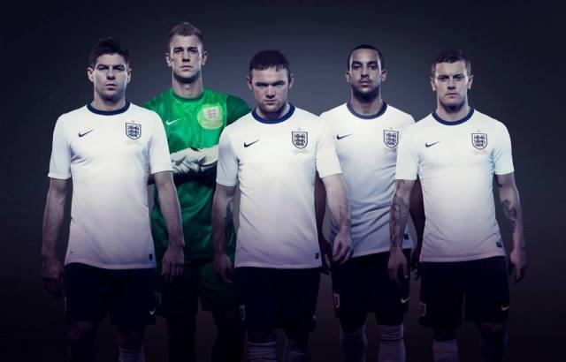 England National Football Team 2013