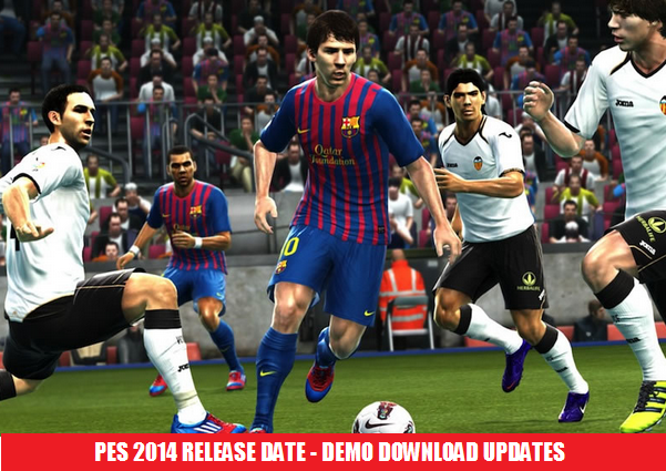 Pes 2014 Download Demo Full