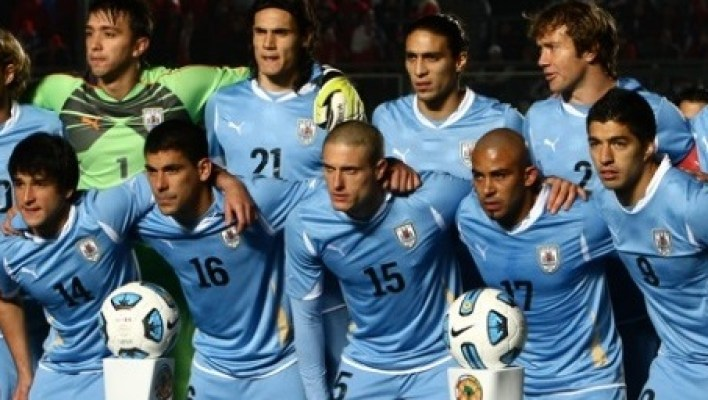 Uruguay team squad 2013