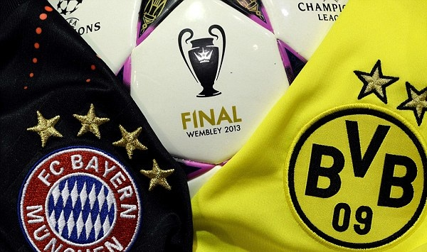 uefa champions league final 2013 bayern munich vs borussia dortmund ...