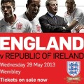 England vs Republic of Ireland Live Streaming