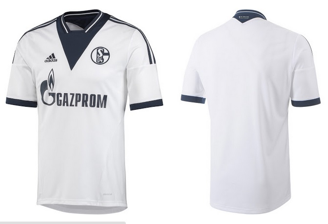 FC schalke 2014 Kit away