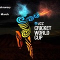 ICC WOrld Cup 2015 Schedule