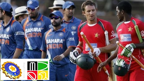 India vs Zimbabwe Live Stream