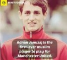 adnan januzaj muslim player