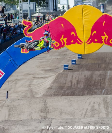 Ken Roczen; Red Bull Straight Rhythm; October 9-10, 2015; Photo: Tyler Tate/T Squared Action Sports