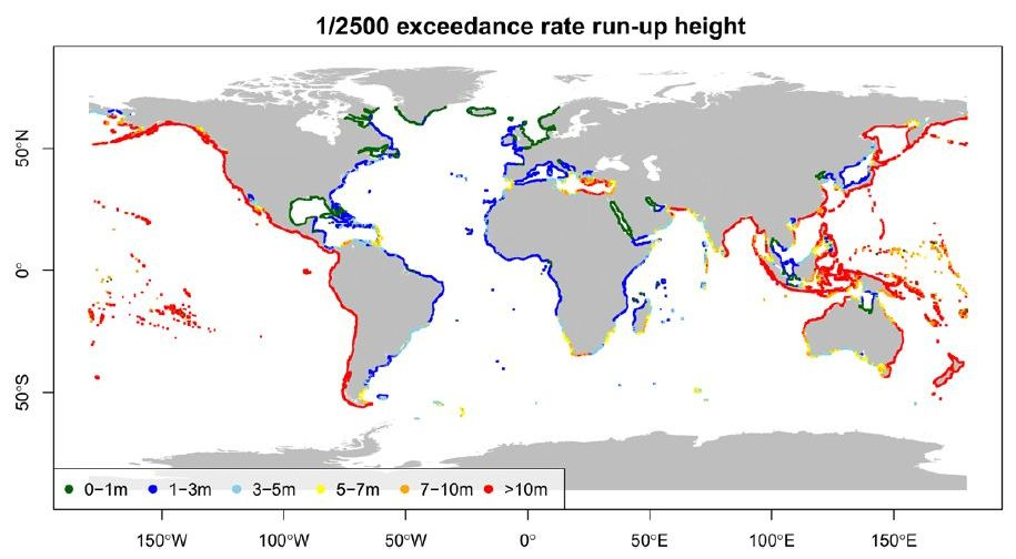 A global probabilistic tsunami hazard assessment from earthquake sources
