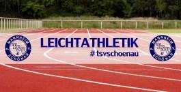 Leichtathletik-Training Donnerstags ab sofort nicht mehr in der Halle