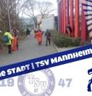 Putz' deine Stadt 2017 | Eine Aktion der Stadt Mannheim