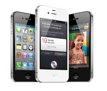 きたぞ!iPhone 4Sだ! ソフトバンクとauから10月14日(日本時間)発売!