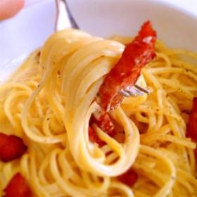 カルボナーラを美味しく作る4つのコツ レシピ!!自宅で簡単!!