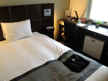 ホテルアクティブ!博多  温泉大浴場や小さな工夫がいっぱいのスタイリッシュな駅前ビジネスホテル