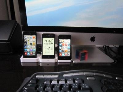 iPhone 5専用Lightningコネクタ接続Dock購入! 便利だけどちょっと不安 [iPhone]