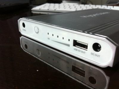 MacBook Air と HyperJuice のバッテリーがヘタって来ている件