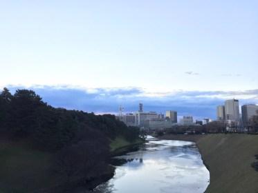 新春初日の出14kmラン!雲でご来光は拝めなかったけど気持ち良かった! 2015年もたくさん走ろう!!  [東京マラソンまで52日・ランニング日誌]