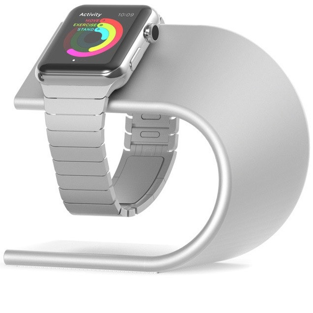 Nomad Stand for Apple Watch  — Apple Watch用のクールなスタンドを注文したぞ♪