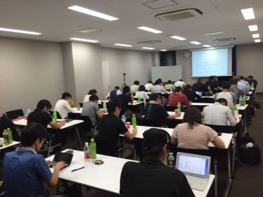 2015年7月 名古屋旅日記 2日目 — 本降り早朝ランと1day講座、そして台湾ラーメンな1日♪