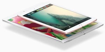 9.7インチ iPad Pro セルラーモデル 256GB ローズゴールドを予約注文!3/31到着予定だ!!