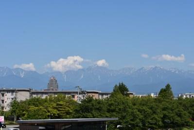 快晴の富山市にやってきました!爽やかすぎてウットリな1日でした! [2016年6月 北陸旅行記 1]