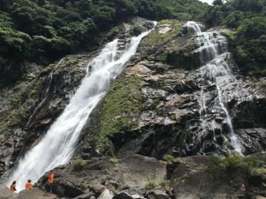 大川の滝(おおこのたき)〜 屋久島南西部にある雄大な滝!水量がハンパなく凄い!!  [2016年8月 屋久島・鹿児島旅行記 その19]