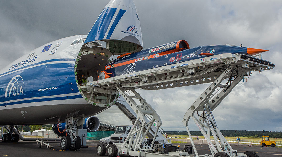 Houston to Get Service From Great Britain\u0027s Cargo Airline