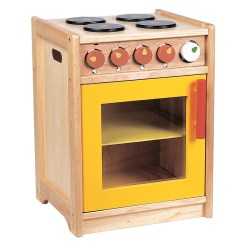 Small Of Wooden Play Kitchen
