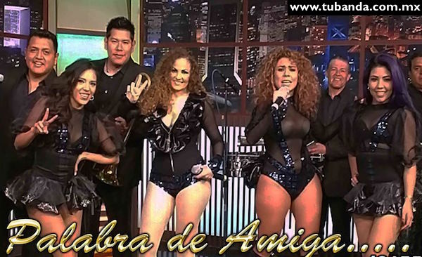 """Sexy Cumbia presenta """"Palabra de amiga"""""""