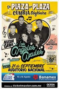 Los Ángeles Azules en el Auditorio Nacional @ Auditorio nacional