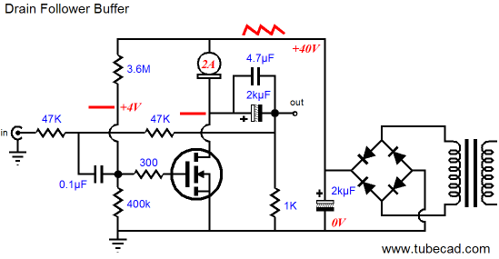 how to place a coupling capacitor in a circuit