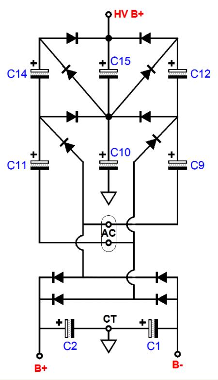 rail splitter schematic